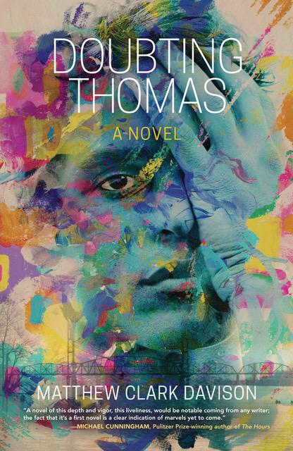 Doubting Thomas a novel by Matthew Clark Davison